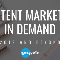 Content Marketing in Demand 2019 & Beyond