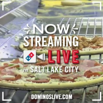 Domino's Live campaign by award-winning digital marketing agency Crispin Porter + Bogusky