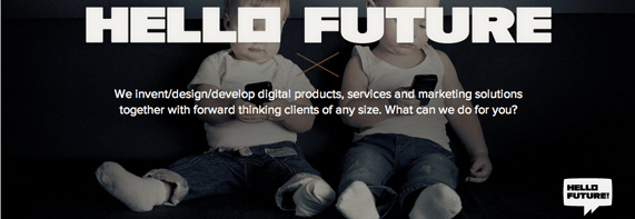 Hello Future - innovation agency on Agency Spotter