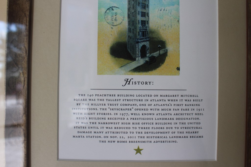 History in breensmith's home