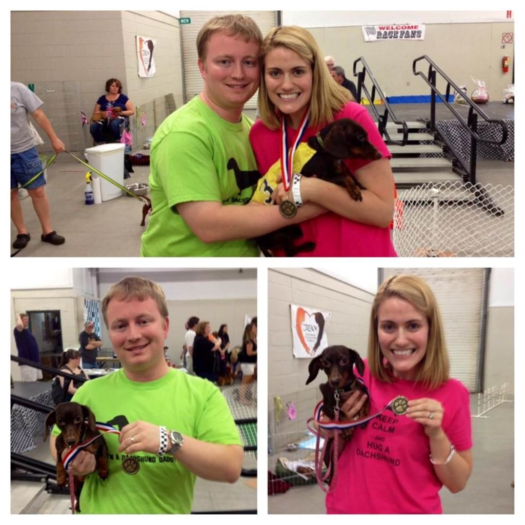Lindley-with-Award-Winning-Weenie-Dog