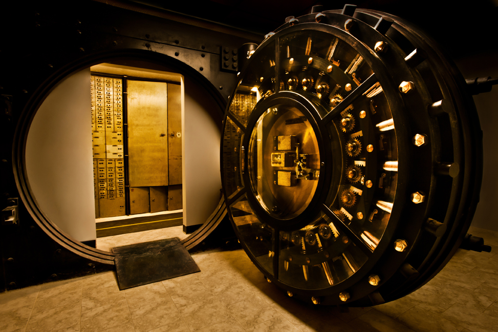breensmith's bank vault