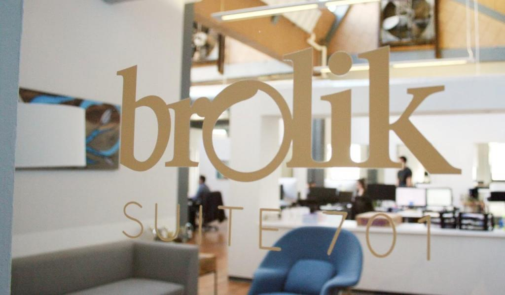 The Brolik Logo