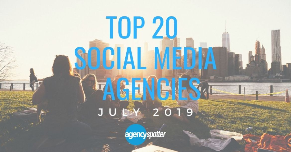 top 20 social media marketing