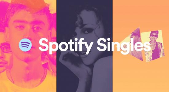 spotify singles mobile