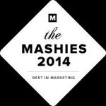 The 2014 Mashies, awarding the best social media agencies.