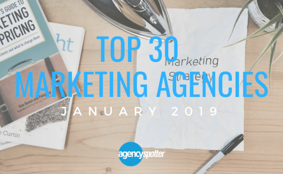top marketing agencies report