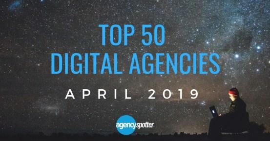top digital agencies report