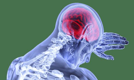 Es gibt Wege, deine Gehirn-Chemie und somit dein psychisches Wohlbefinden über deine Ernährung zu verbessern - hast du eine Depression zeigt das oftmals einen Nährstoffmangel an.