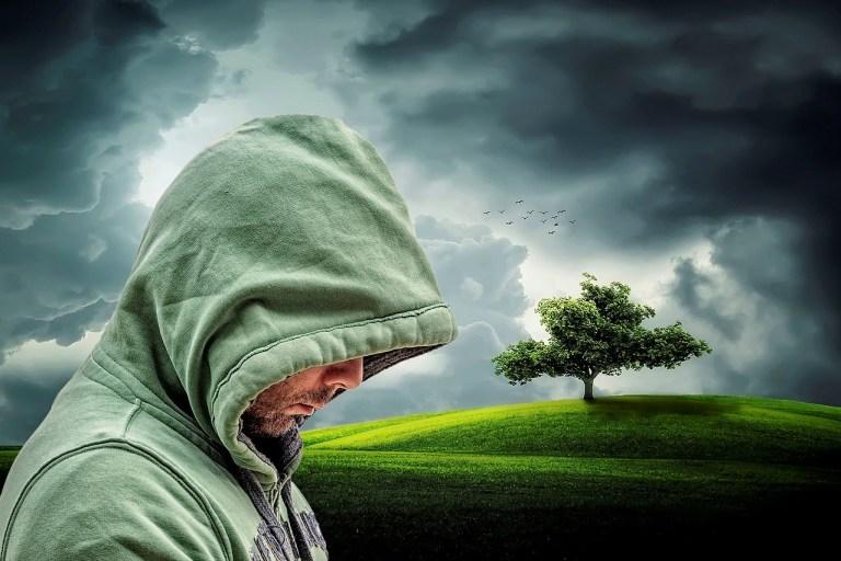 Niedergeschlagenheit, Angst und Zweifel bestimmten mein Leben
