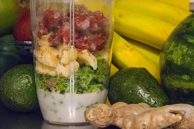 grüner Smoothie oder Lubrikator als Mahlzeit