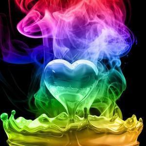coaur et amour subtil à travers vos chakras