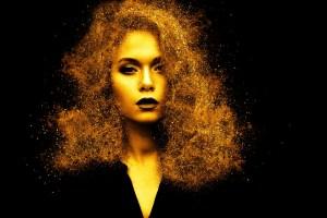 femme-or