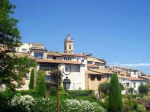 Mougins village