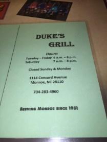 Duke Front Door