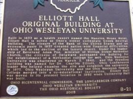 elliot hall owu