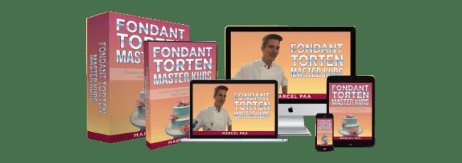 Fondant Torten Master Kurs