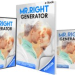 Mr. Right Generator Cover
