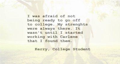 Student Coaching Testimonial