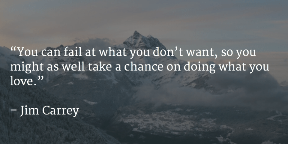 Quote Jim Carrey
