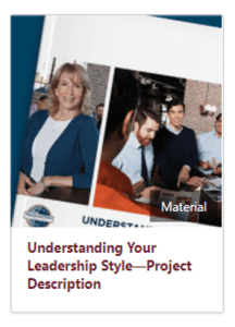 understanding leadership style material