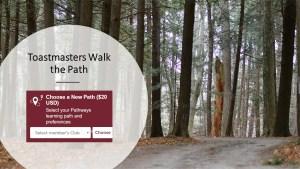 tms walk the path