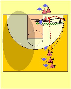 enseñanza, flex, ejercicio, ejercicios, baloncesto, basket, mini mini-basket, minibasket