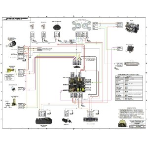 ROADSTER SYSTEM WIRING DIAGRAM [WDIAG18]  $2450 : Coach