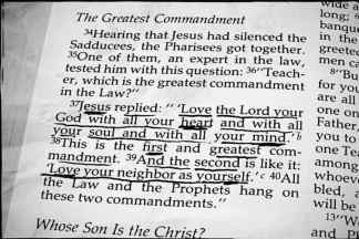 David Jeremiah on In a Distracting World, Remember the Greatest Commandment
