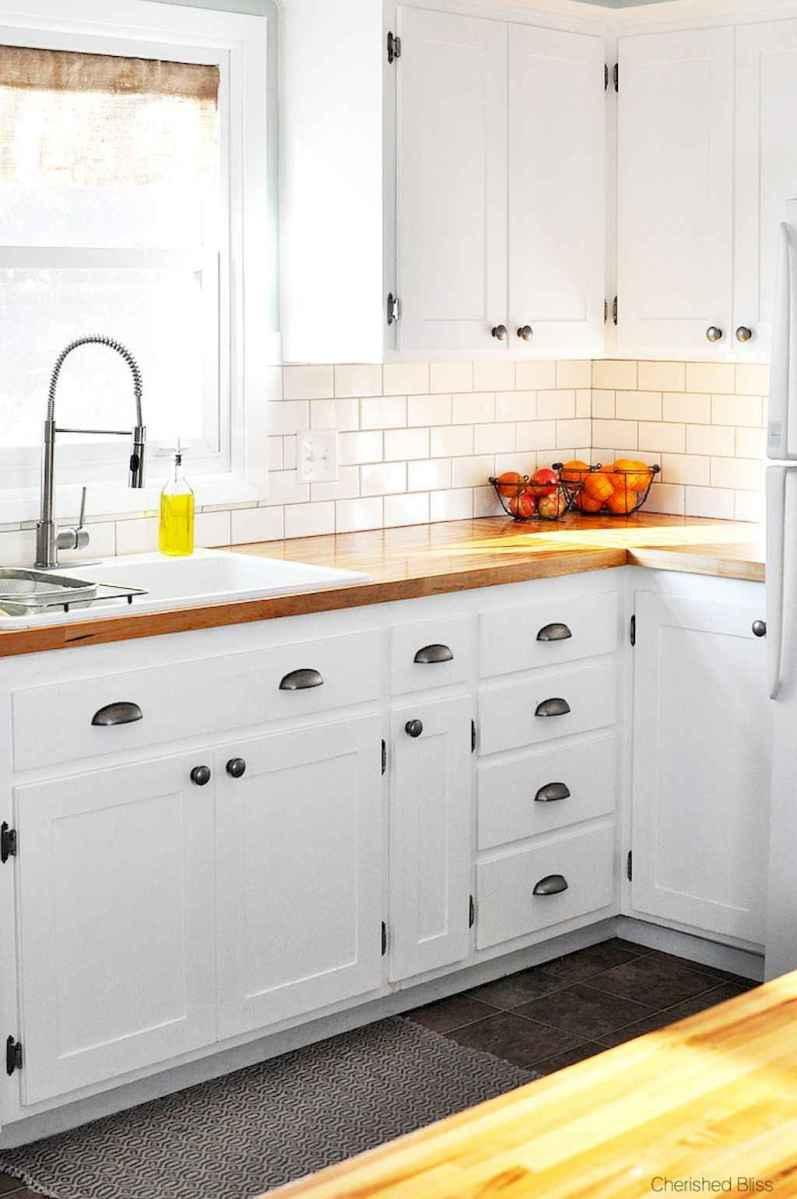 100 Stunning Farmhouse Kitchen Ideas on A Budget (50)