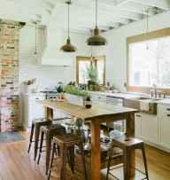100 Stunning Farmhouse Kitchen Ideas on A Budget (88)