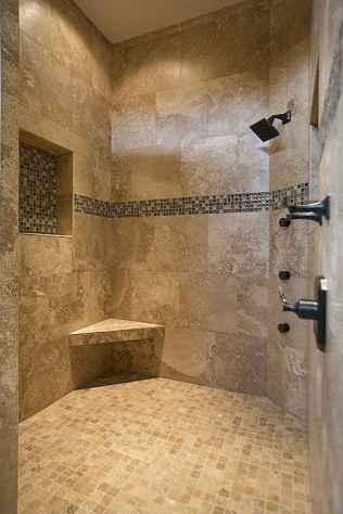 120 Stunning Bathroom Tile Shower Ideas (117)