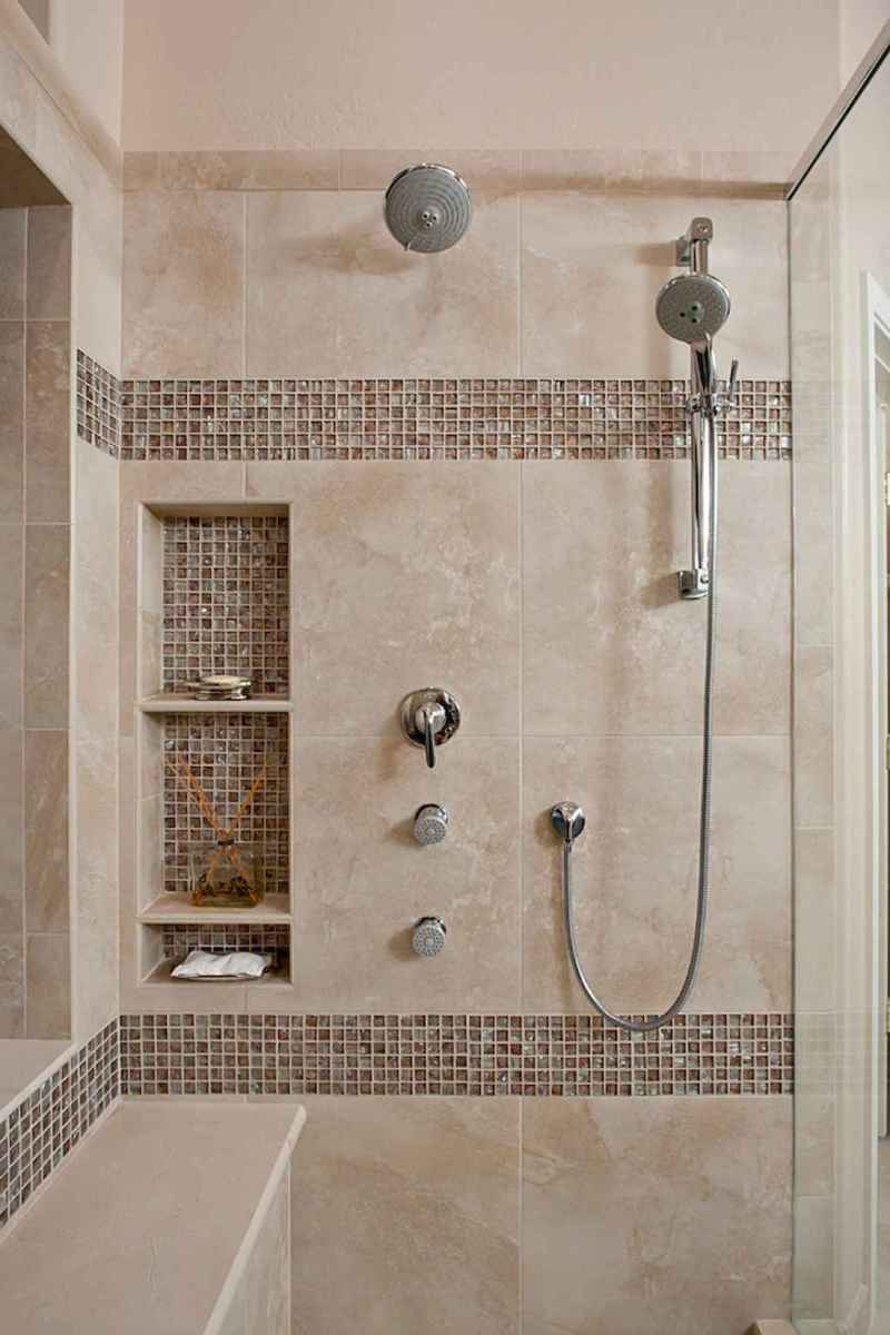 Stunning Bathroom Tile Shower Ideas