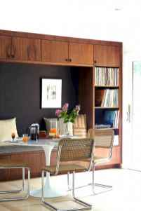 130 Small and Clean First Apartment Dining Room Ideas (128)