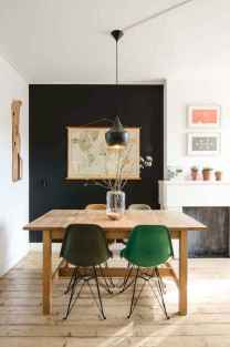 130 Small and Clean First Apartment Dining Room Ideas (31)