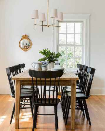 130 Small and Clean First Apartment Dining Room Ideas (54)
