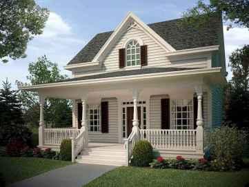 130 Stunning Farmhouse Exterior Design Ideas (102)