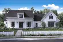 130 Stunning Farmhouse Exterior Design Ideas (104)