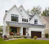 130 Stunning Farmhouse Exterior Design Ideas (11)