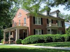 130 Stunning Farmhouse Exterior Design Ideas (112)