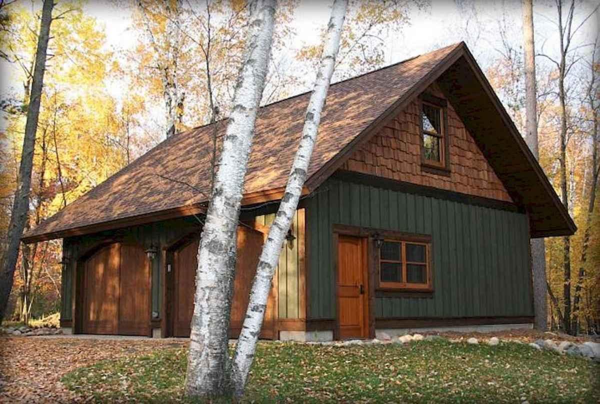 130 Stunning Farmhouse Exterior Design Ideas (116)
