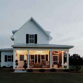 130 Stunning Farmhouse Exterior Design Ideas (18)