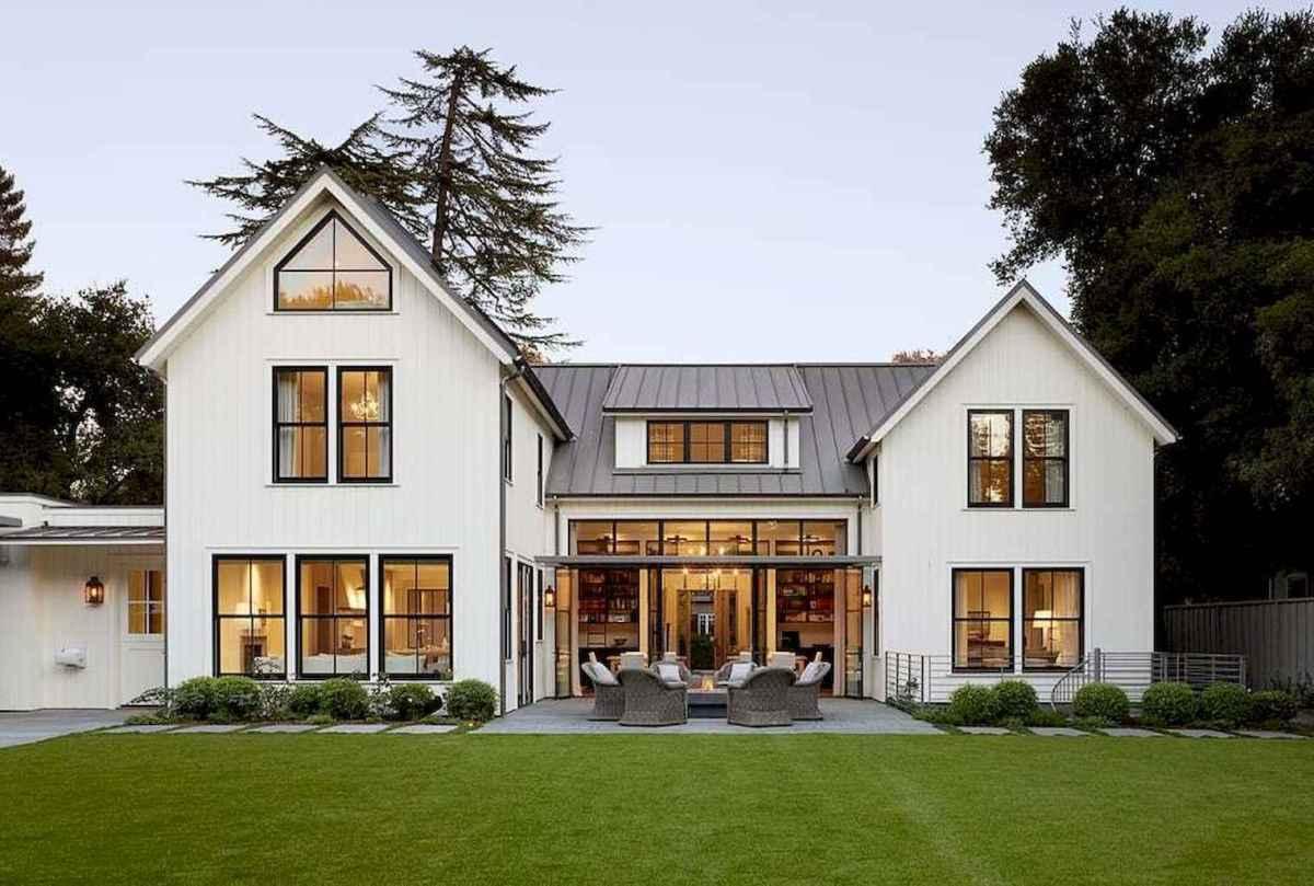 130 Stunning Farmhouse Exterior Design Ideas (2)
