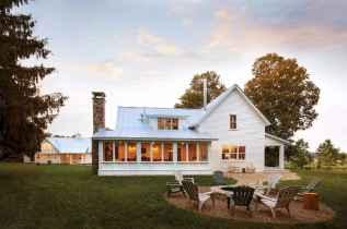130 Stunning Farmhouse Exterior Design Ideas (35)