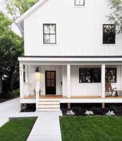 130 Stunning Farmhouse Exterior Design Ideas (67)