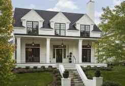 130 Stunning Farmhouse Exterior Design Ideas (87)