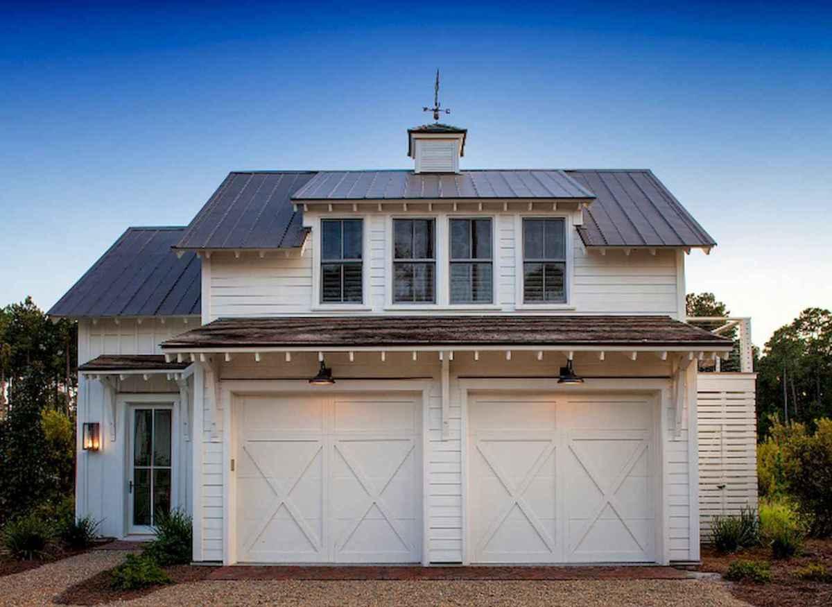 130 Stunning Farmhouse Exterior Design Ideas (95)