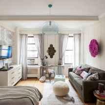 140 Smart Apartment Decorating Ideas (110)