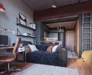 140 Smart Apartment Decorating Ideas (124)