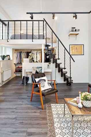 140 Smart Apartment Decorating Ideas (133)